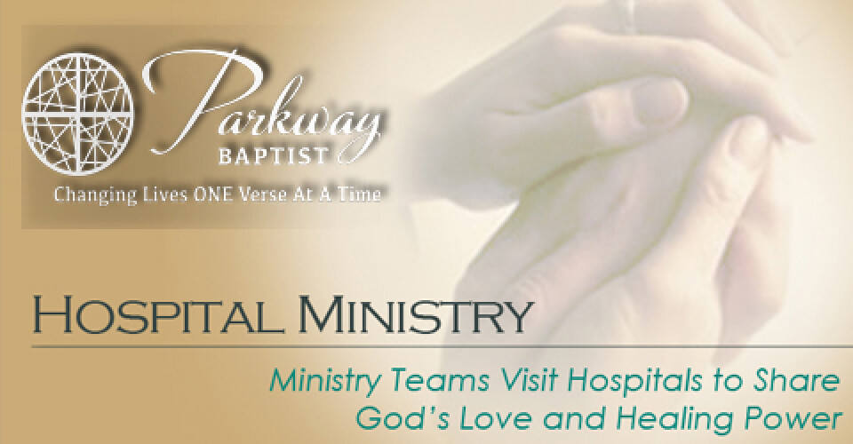 Hospital Ministry to Hutcheson