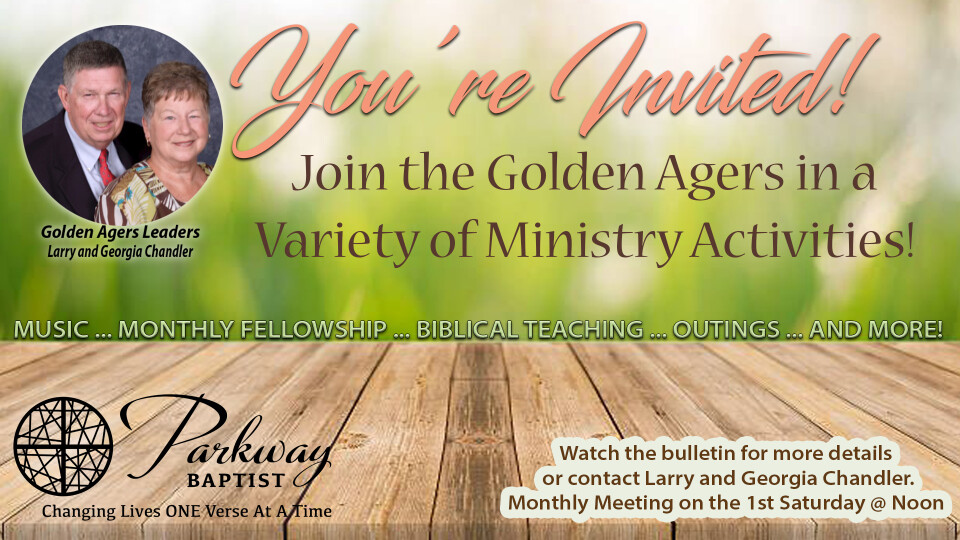 Golden Agers Meeting