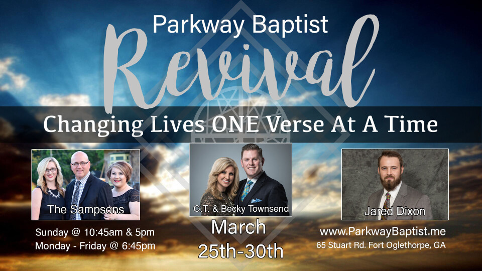 REVIVAL with CT Townsend