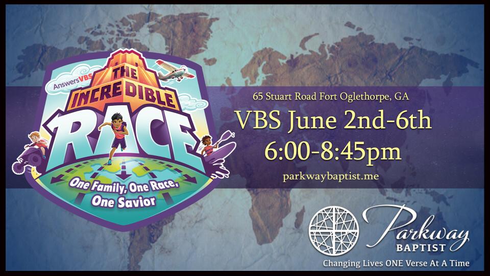 VBS: (Vacation Bible School)