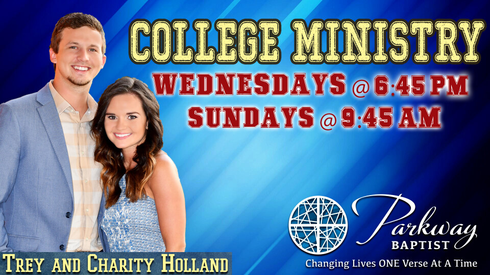 College & Career Ministry