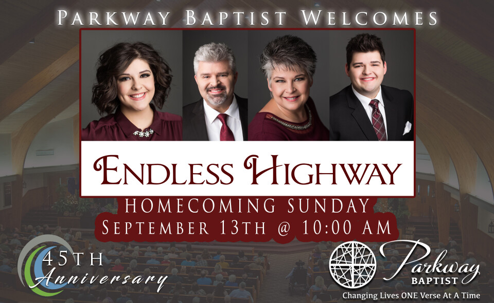 Homecoming with Endless Highway