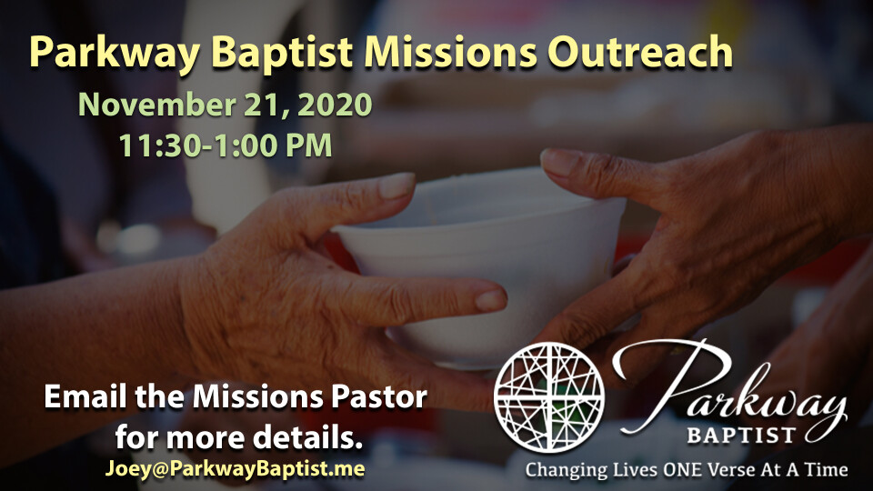 Bread of Life Missions Outreach