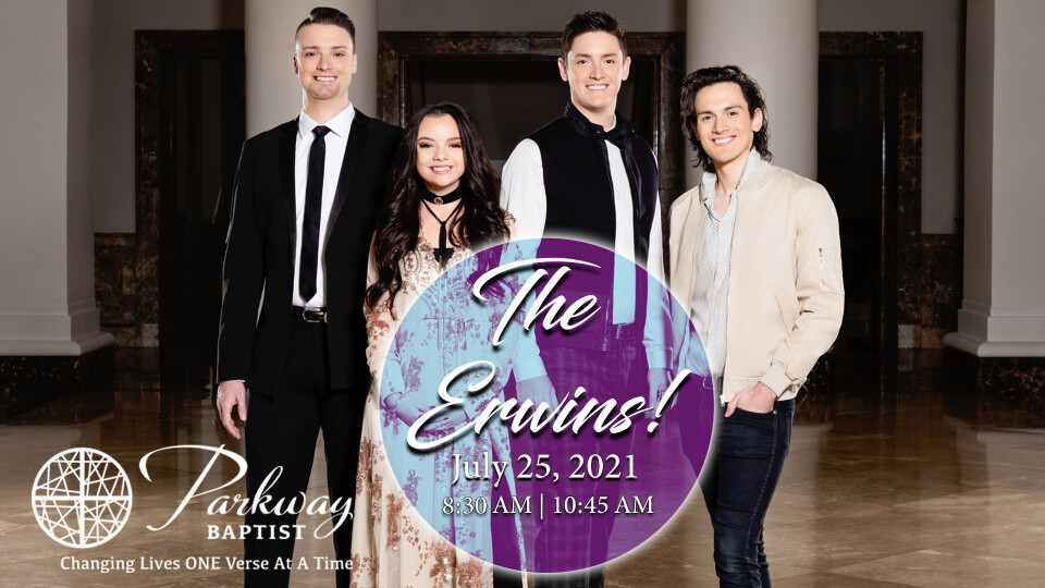 The Erwins in Concert